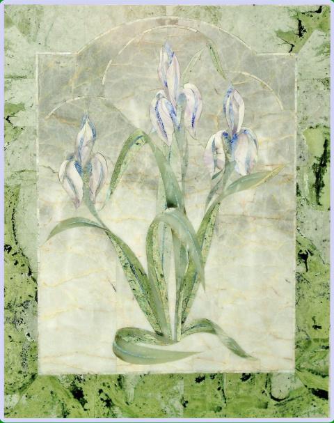 флорентийские мозаики - избранное  (все мозаики соавторские, мои и Ирины К.)