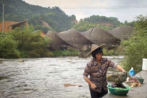 «Бамбуковое фэнтези» в китай…