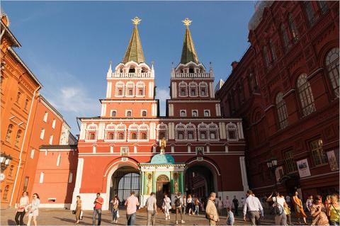 Московские улочки
