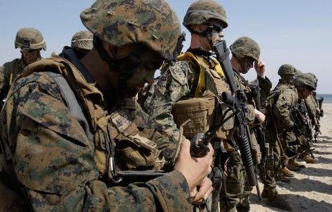 Американские военные ранены вЙемене