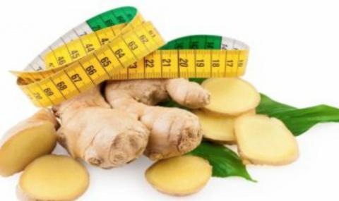 Имбирь для похудения: 3 прос…
