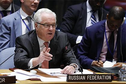 Песков прокомментировал блокировку Украиной заявления ООН по Чуркину