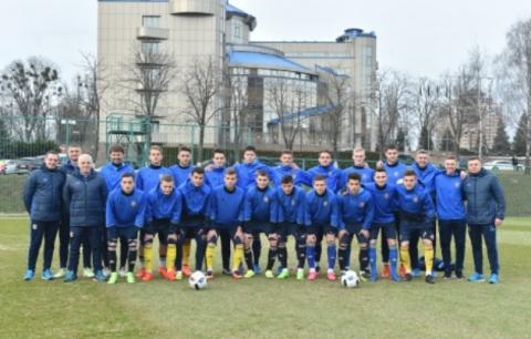 Сборная Украины обыграла Гре…