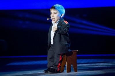 Победитель «Голос Дети» Дани…