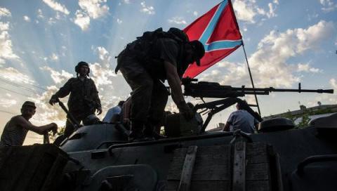 Донбасс, развитие событий: в…