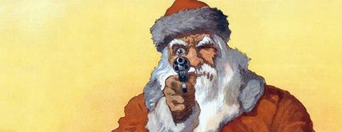 Катерина Мурашова: Запретить Деда Мороза