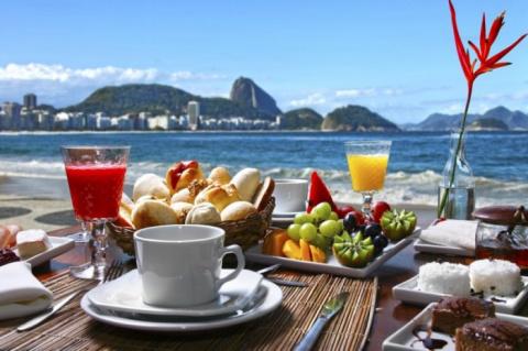 Правила питания в отпуске