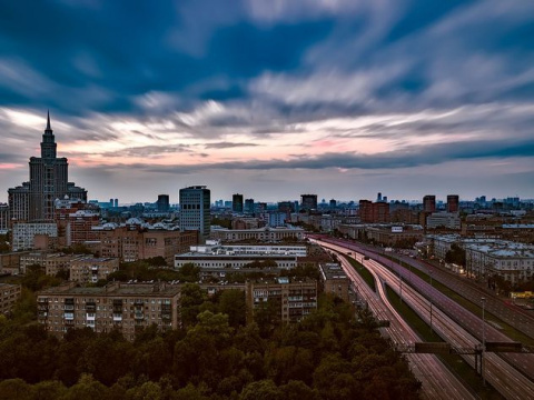 Москву ждет экстремальное па…