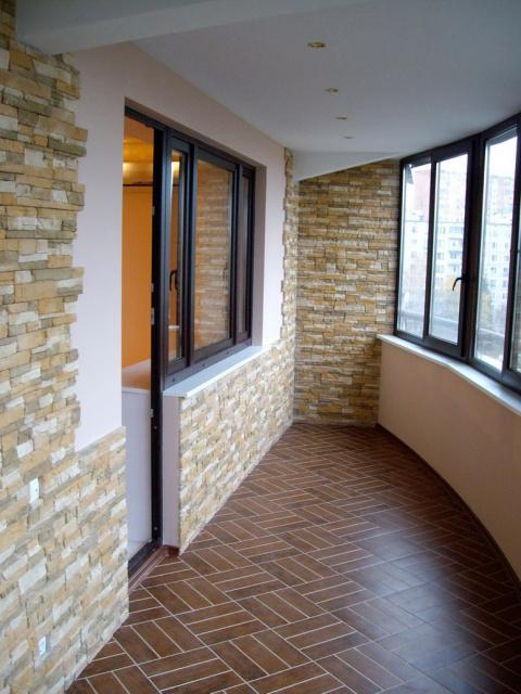 СтройРемПлан. Материалы для отделки лоджии и балкона