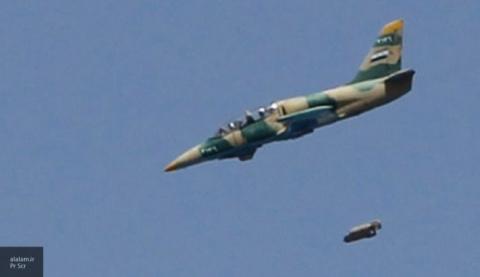 Сирия: ВВС Сирии продолжают бомбардировки террористов в Алеппо