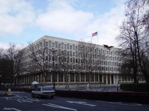 Посольство США вызывало на д…