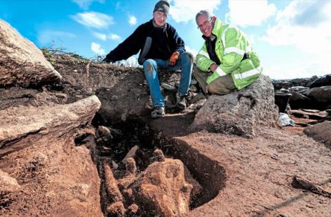 Археологи нашли средневекову…