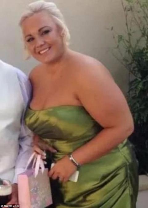 """Ее бросил муж из-за того, что она полная. Она похудела на 50 кг и стала финалисткой """"Мисс Англия"""""""