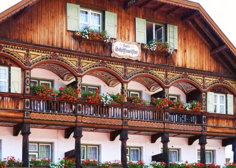 Необыкновенная красота Баварии