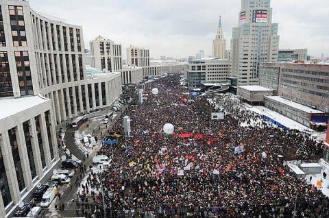 Организаторам российского Ма…