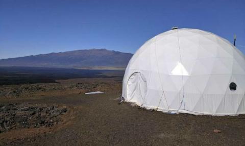 «Идти по траве без обуви и носков правда очень интересно»: подопытные НАСА после 8 месяцев под куполом