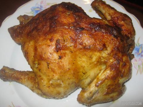 Рыба в томатной шубке. Как приготовить аппетитную курицу с румяной корочкой