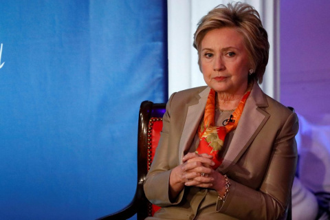 Клинтон о проигрыше на выбор…