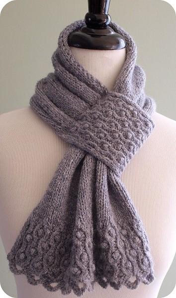 Симпатичный шарфик
