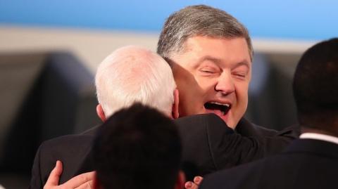 Украинская правда: «бумажные победы» Порошенко выставили Киев на посмешище.