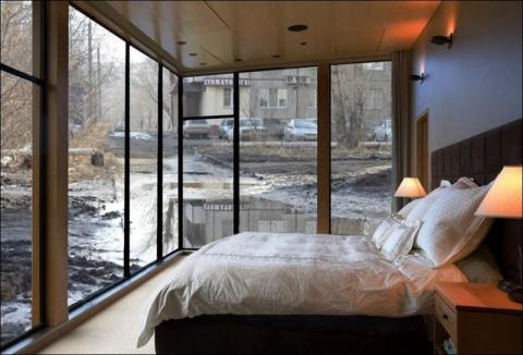 Отчего в России панорамные окна как-то не в моде