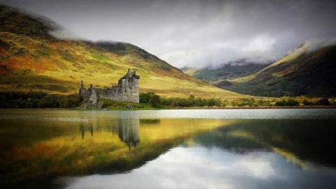 Сказочная Шотландия на фанта…