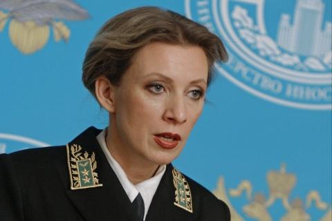 Захарова заявила о давлении …