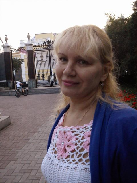 Наталья Штырова