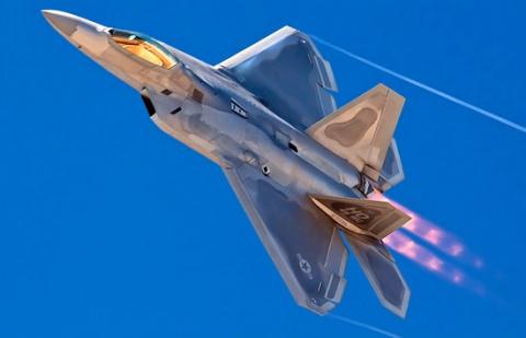 Истребители F-22 и F-35 — «с…