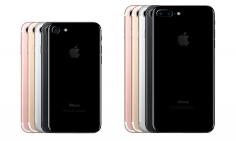 iPhone 7 стартовал в России