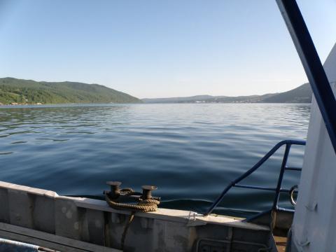 Причал Рогатка - Порт Байкал