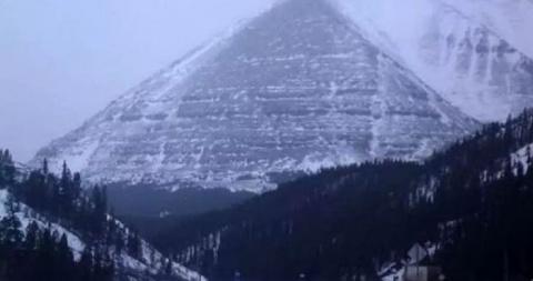 Неизвестные пирамиды холодной Аляски.