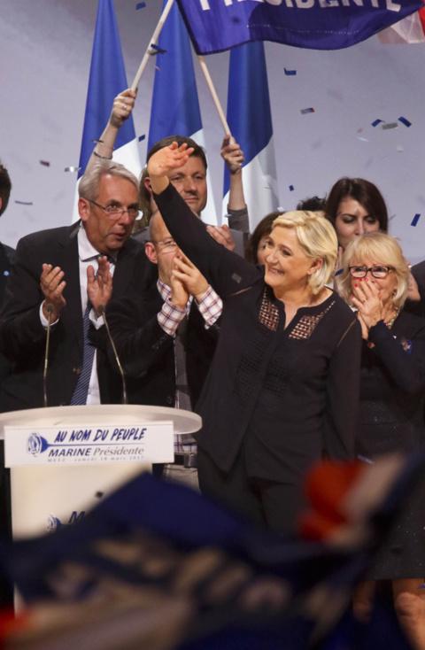 Марин Ле Пен: выйти из ЕС, п…
