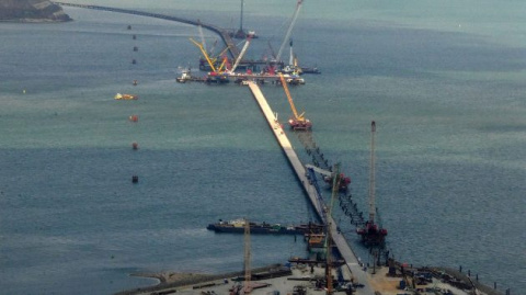 New York Times о «стройке века»: Керченский мост – это колоссальный инженерный подвиг
