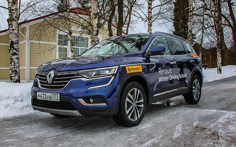 Новый Renault Koleos — вперв…