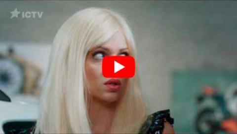 Как блондинка отрабатывала долг