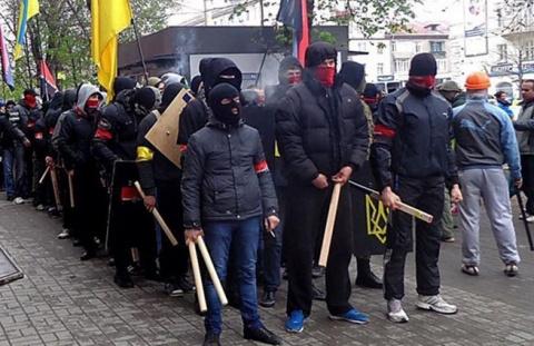 Скоро на Украине за русский …