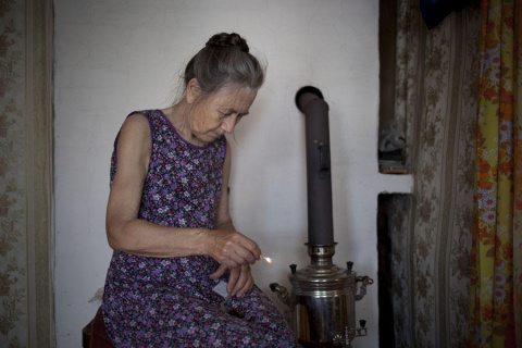 Жизнь на пенсии в российской…