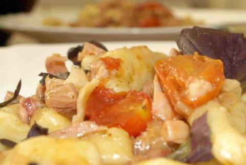 Рецепты по четвергам. Клёцки, ньокки, галушки, вареники. Картофельные клецки