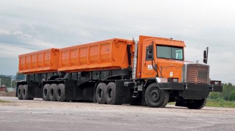Сделано в России: Алмазный тяжеловоз