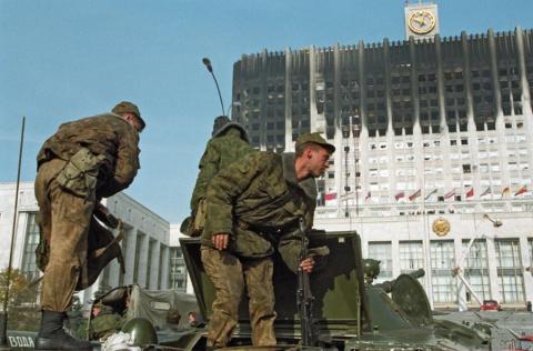 Версия от Михалыча. Попытка государственного переворота в России: март 2017 года