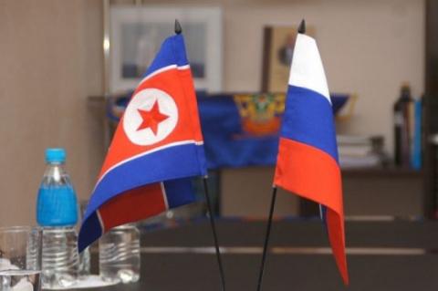 Делегация Минобороны России прибыла в КНДР