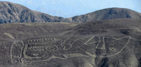 На плато Наска нашли древней…