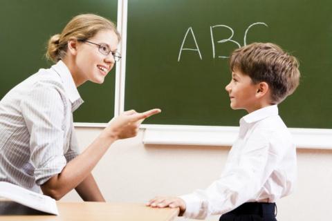 Когда учитель задал мальчику…