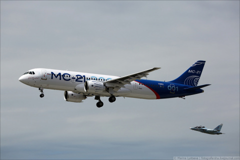 CNBC: первый полет российского МС-21 шокировал авиационную индустрию