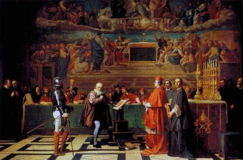 Ватикан скрывал тайные знания об иных мирах? За что сожгли Джордано Бруно