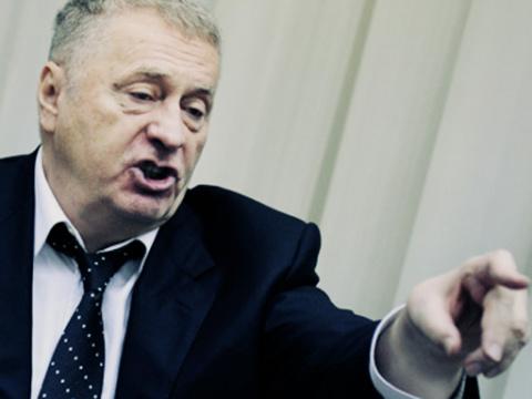 Жириновский: нельзя равняться на Беларусь