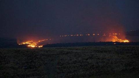 На фронте в Донбассе – снова…