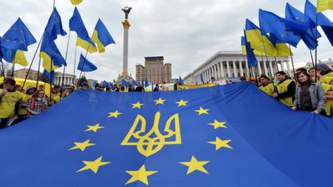 Правительство Украины обвини…