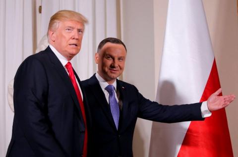 Польша как американское оружие. Владислав Гулевич